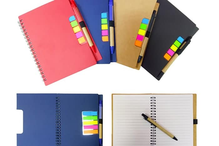 Building a student notebook