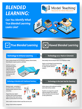Blended Learning Infographic Icon Res-min