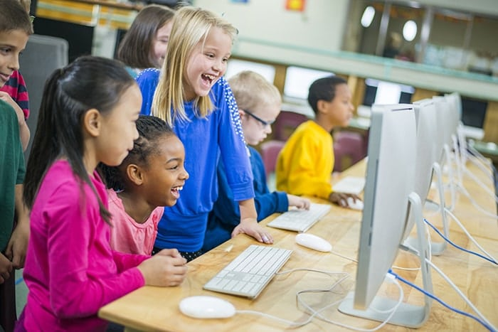 Blended Learning in the Classroom