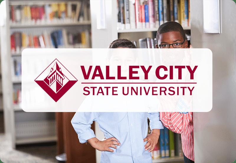 Student Led Class Management Course Icon-VCSU