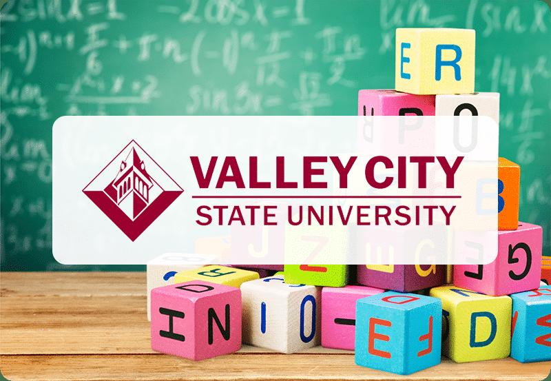 Building Reading Writing Fluency Course Icon-VCSU