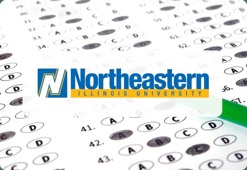 Choosing Assessments Course Icon-NEIU