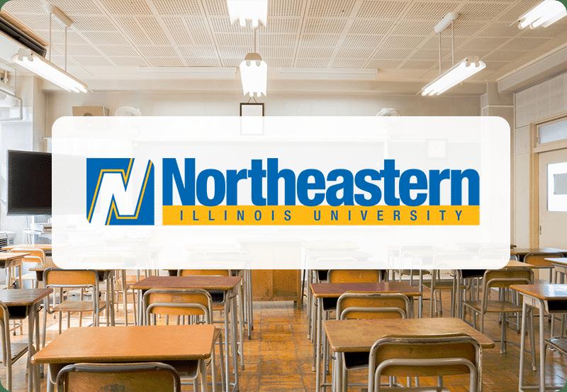 Efficient Classroom Course Icon-NEIU