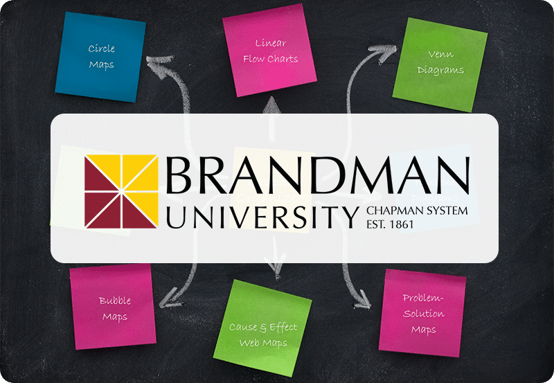 Graphic Organizers Blooms Course Icon-BU