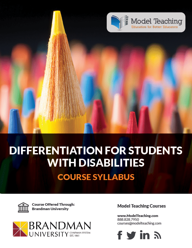 Syllabus-Differentiation-for-Students-With-Disabilities-2 Credit-BU-Icon