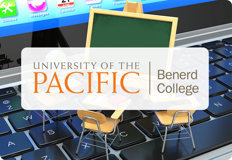 Transforming to Online Course Icon-UOP