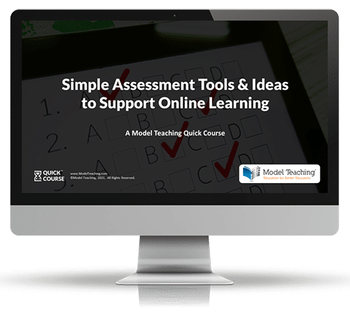 Assessment Tools Online Computer Icon