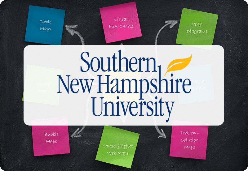 Graphic Organizers Blooms Course Icon-SNHU