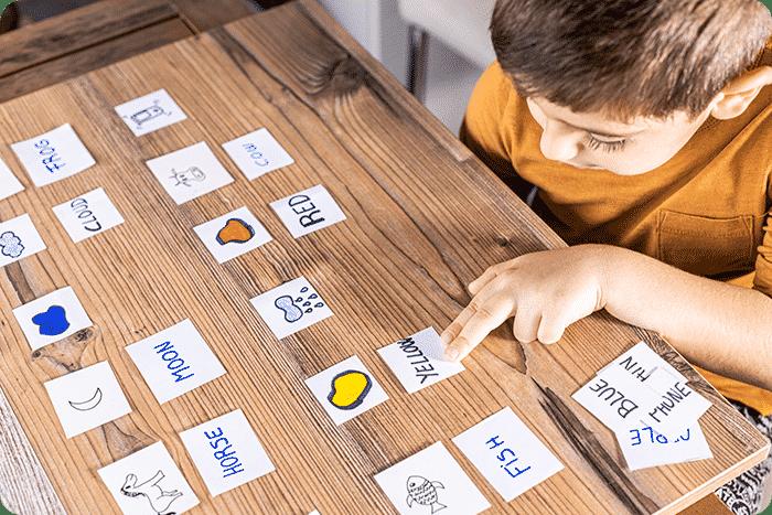 ELL Vocabulary Strategies